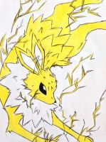 Jolteon :) by Kyhber