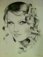 Taylor Swift by SarahEleanor