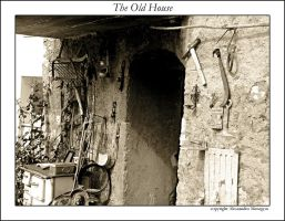 The Old House by almen