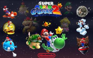 Mario's 2nd Galaxy Trip by I-2