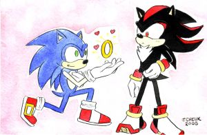 Sonic the Hedgehog Says... by ayabrea