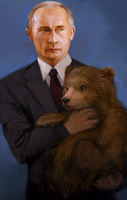 Mother Russia by ordinaryriches
