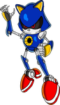 Metal Sonic by Tails19950