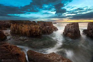 Quiberon's Dream by Philippe-Albanel