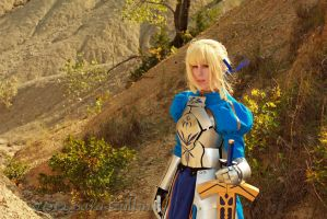Arturia Pendragon by thatbloodypirate