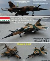 Mirage F-1EQ-6 completed! by DingoPatagonico