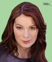 Felicia Day by DoctahWoo