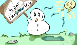 I want the snow by Martyelfo2
