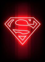 Superman by windserpent