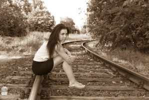 Eszter - in august, 2013 -14 by morpheus880223