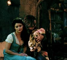 Rumbelle Family by xLexieRusso2
