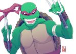 TMNT : Raphael by ultrachicken