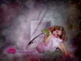 A Little Fairy by jellybean2009