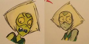 Peridot Copic Quickies by Valkyrie131