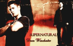 Supernatural - Dean by Lauren452