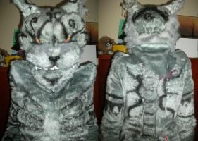 Cheshire Cat Fursuit 2 by Crazy-Maizy