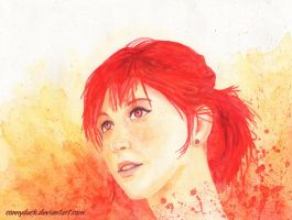 Hayley Williams by ConnyDuck