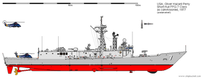 FFG-7 perry as commisioned by acelanceloet