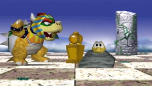 Bowser's happy dance by DryBowzillaJP