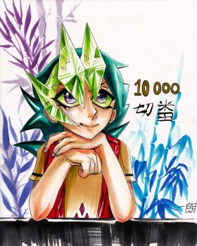 Thank you for the 10,000 pv! by IchiroMisaki