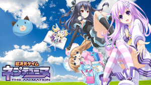 Neptunia Anime - Wallpaper 42 by karto1989