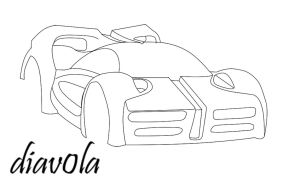 Future Concept Car Scetch by ValdesBG