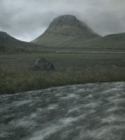 iceland mountain river attempt 5c2 by andrekosslick