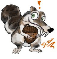 scrat by xxkeasbeynights