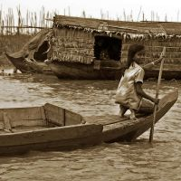 Cambodia - Tonle Sap II by lux69aeterna