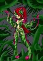 Lol Zyra by Rud-K