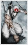 Stormshadow G.I. Joe by ErikVonLehmann