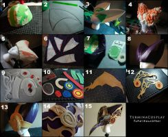 Cia's Hat Tutorial- Hyrule Warriors by TerminaCosplay