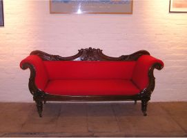 Posh Sofa Stock by PD-Stock