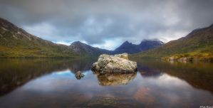 Cradle Mountain, Tasmania, Australia by TahaElraaid