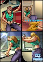 Vitamin Z preview 1 by zzzcomics