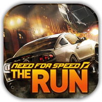 Need For Speed The Run Game Icon by Wolfangraul