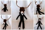 Taxidermy Plushie by IckyDog