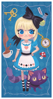 Alice by inki-drop