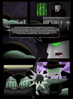 Final Destiny : Page 5 - CH 1 by DannyPhantomAddict