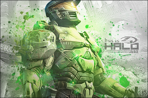Halo by SavageVisuals