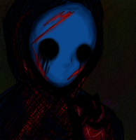 Eyeless Jack by Vinfuric