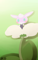 PKMNC:  Soft Flowers by TheLonelyQueen