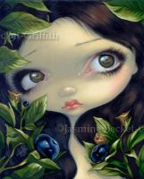 Poisonous Beauties I: Belladonna by jasminetoad