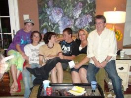 Munro and the Family by MilaJane