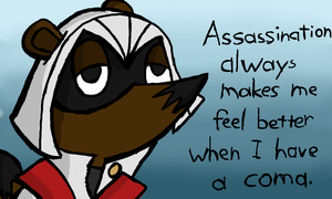 Animal's Creed by CrazyRiverOtter