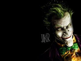 Joker by btcaloiro
