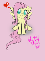 Fluttershy by max301