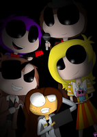 Five Nights At Poptropica by ANNE14TCO