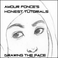 AFHT-How To Draw Faces by AmourFonce