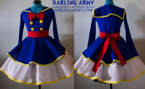 Donald Duck Girl Cosplay Dress Set for DisneyWorld by DarlingArmy